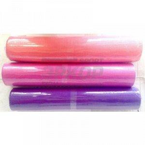 Коврик для фитнеса MerryBody PVC разм 173х61 см (х3)