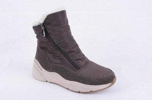 Зимние ботинки 36,5-37 размер
