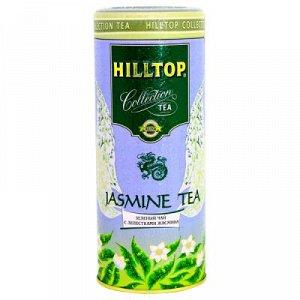 Чай Чай HILLTOP в подарочной тубе 'Жасминовый' ж/б 100 г