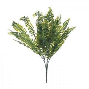 """Цветок искусственный """"Папоротник"""", L15 W15 H42 см, (б/инд.уп.)"""