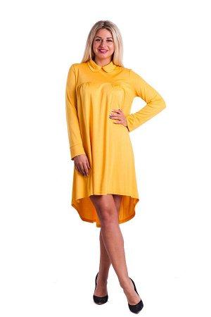 Платье П 539 (желтый)