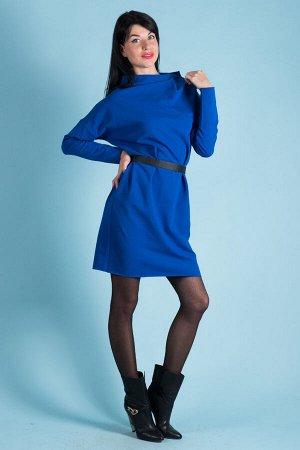 Платье П 236 (васильковый)
