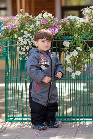 """Комбинезон """"Энимал"""" для мальчика от 1,5 до 3 лет"""