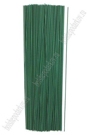 Стержень флористический, зеленый 1 мм*60 см) 0,5 кг