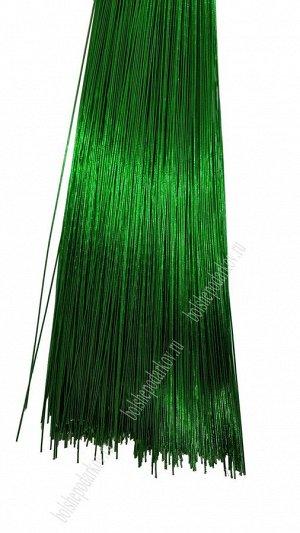 Проволока 1 мм*80 см (зеленый) SF-2340, 1 кг