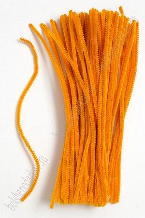 Проволока синельная 100 шт (SF-3311) оранжевый