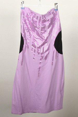 Платье 54591 Халла сиреневый,Российский размер, сиреневый рр L