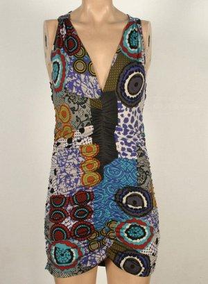 Платье Платье 10531 Железница, разноцветный