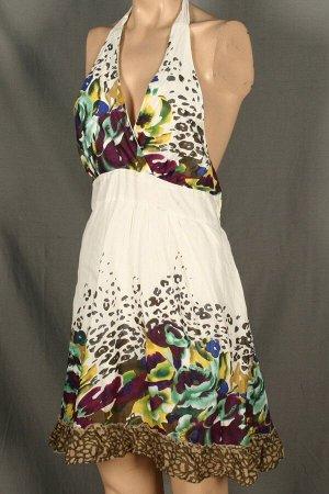 Платье Платье 11475 Давора, разноцветно/коричневый