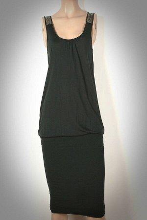 Платье Платья 562, черный