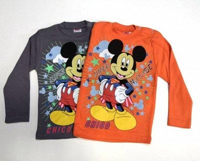 Desso. Джемпера, футболки взрослые и детские — Водолазка детская + Лонгслив