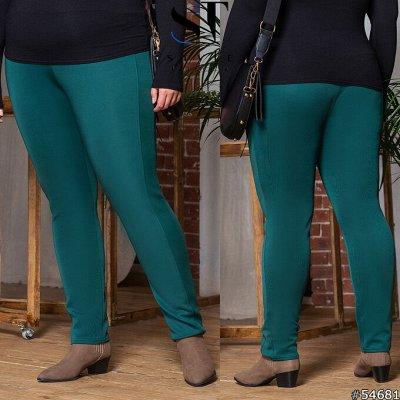 ⭐️*SТ-Style*Новинки+ Распродажа*Огромный выбор одежды! — Супер батал: Брюки, лосины, юбки — Леггинсы и лосины