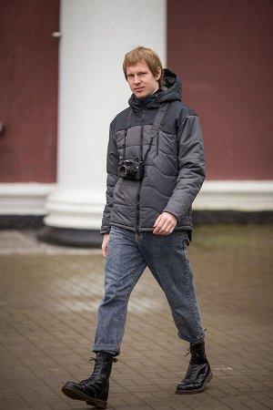 куртка мужская мембрана/термоподклад
