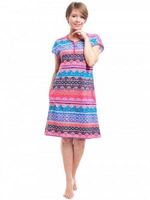 Платье-туника (46-62 р)
