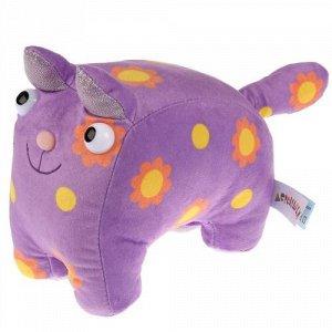 """Мягкая игрушка """"Мульти-пульти"""" Деревяшки. Кошечка Мяу, 20 см, пак."""