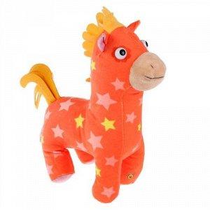 """Мягкая игрушка """"Мульти-пульти"""" Деревяшки.Лошадка Иго-го , 20 см, пак."""