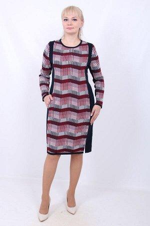 779 платье женское, Вишня