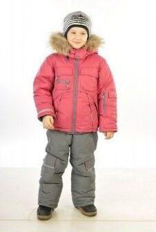 Куртка Арчи цвет бордовый