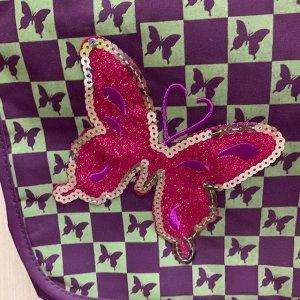 Сумка цвет фиолетовый