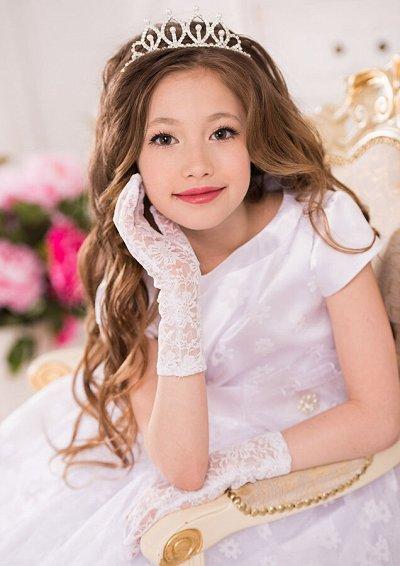 Alolika. Праздничные платья, школьная одежда — Перчатки — Платья и сарафаны