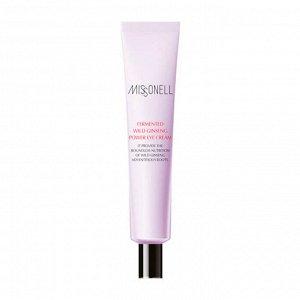 MISSONELL FERMENTED WILD POWER EYE Ферментированный крем с женьшенем для кожи вокруг глаз 30 гр.