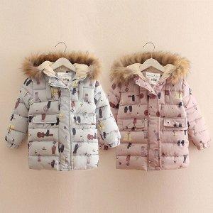 Куртка (ЗИМА) BabyKids Element 6856