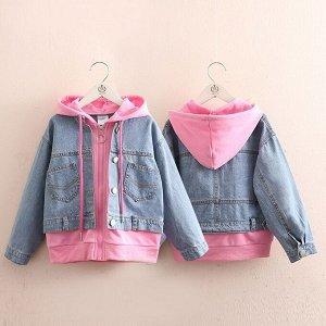 Джинсовая куртка BabyKids Element 9609