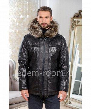 Куртка из натуральной кожи для зимней погодыАртикул: C-52260-2-75-CH-EN