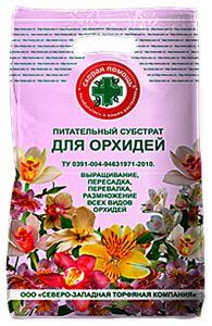 Грунт для орхидей  2,5л Скорая помощь