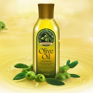 Оливковое масло для волос и лица 150 мл