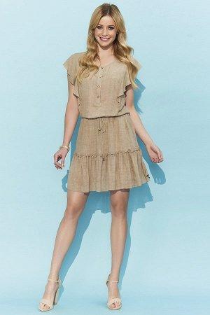 Платье ZAPS CANDRA 18 цвет 020