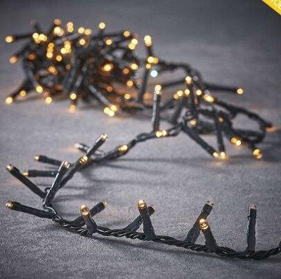 Выходные с комфортом! Садовые тележки! — Гирлянды и фигурки к Новому году — Декор и освещение