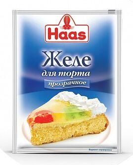 ХААС Желе д/торта бесцветное 11г