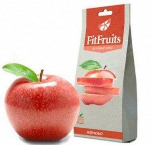 Фруктовые чипсы fitfruits яблоко 20 г