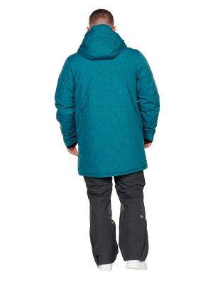 Куртка A8851 Темно-зеленый