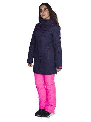 Куртка B-8630 Темно-синий