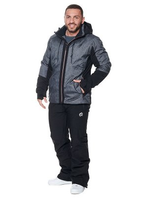 Куртка A-8866 Темно-серый