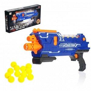 Бластер «Тор», стреляет мягкими пулями