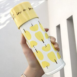 "Термос ""Paradise "" (320ml) yellow"