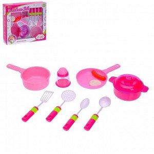 """Набор посуды """"Нежность"""", 10 предметов"""