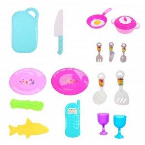 Игровой модуль «Волшебная кухня», 18 предметов