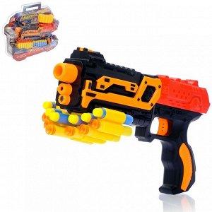 Бластер «Космический воин», стреляет мягкими пулями