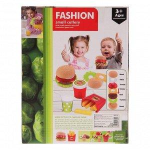 Набор продуктов «Фаст-фуд»