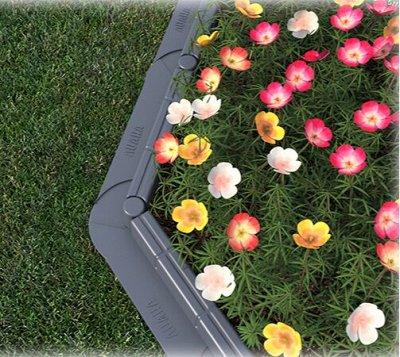 Дорис: для дома, сада и огорода- 38 — Садовый бордюр — Садовый декор
