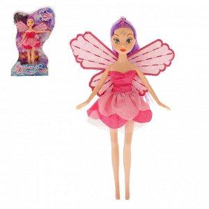 Кукла сказочная фея «Лейла», в платье