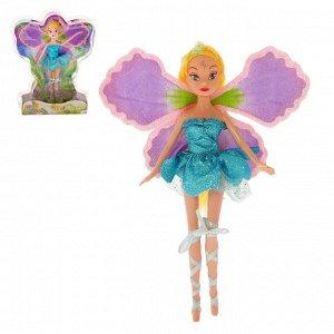 Кукла сказочная фея «Флора», в платье