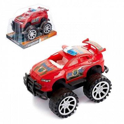 Море игрушек для детей🦊 Бизиборды, игровые наборы, роботы👾   — Инерционный транспорт — Игрушки и игры