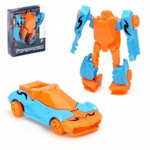 Робот «Автобот», трансформируется, МИКС