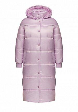 Утеплённое стёганое пальто