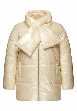 Утеплённая стёганая куртка